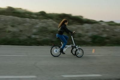 Trike basculante mini cargo