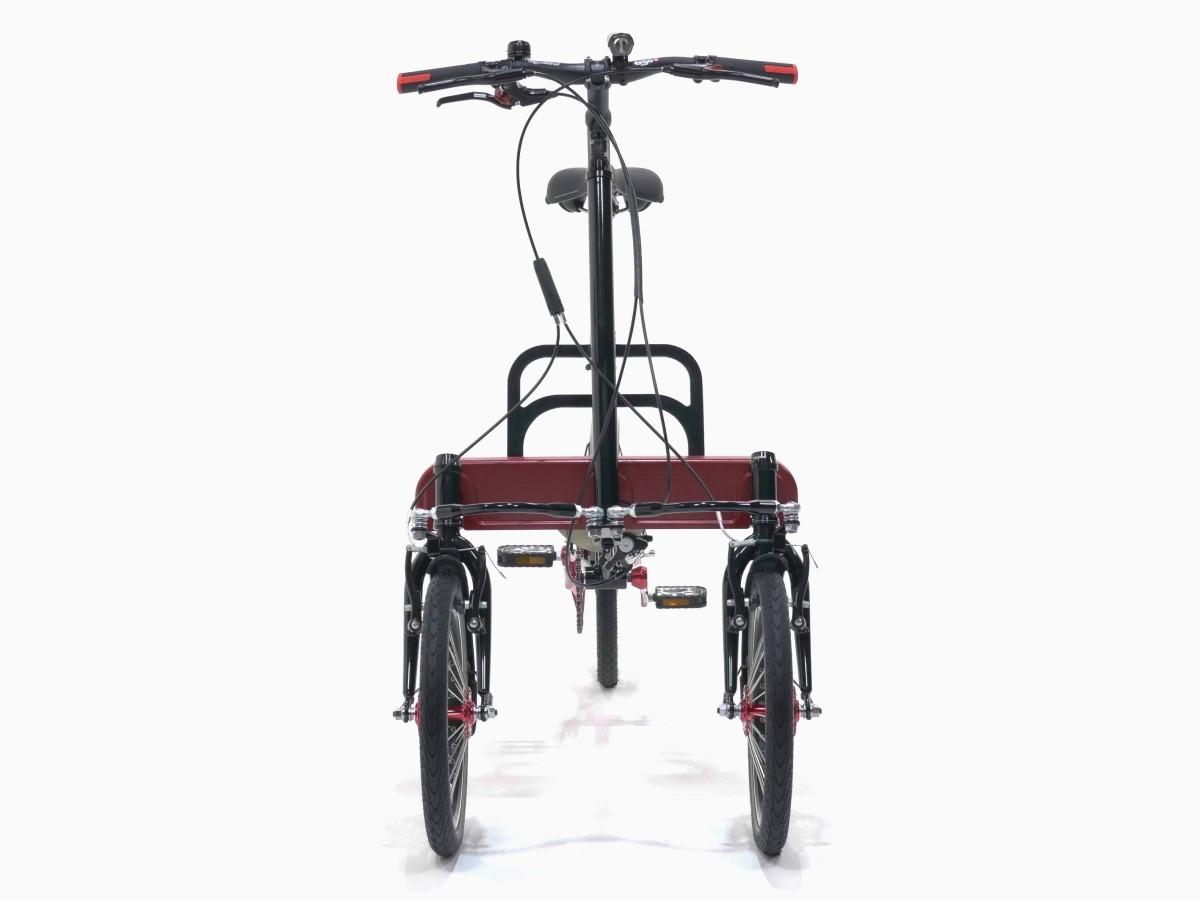 Leaning Trike