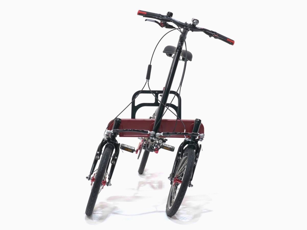 Trike basculante per adulti